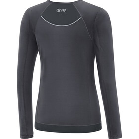 GORE WEAR R5 Langarmshirt Damen terra grey/black